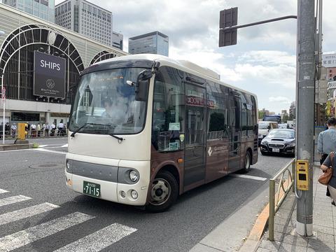 中日臨海バス 御殿山トラストシティシャトルバス.jpg